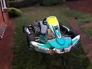 2018 Formula k go kart Silvan Yarra Ranges Preview