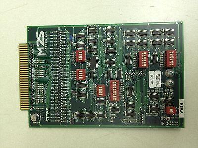 Steris Washer Circuit Board 443061 Wash Card