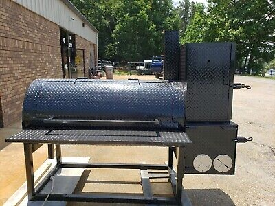 Build Your Own Bbq Smoker Grill Trailer Food Truck Concession Backyard Catering