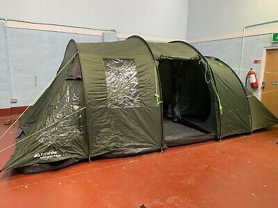Eurohike Buckingham 6 Man Berth Tent *** RRP £240 *** Camping 799
