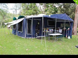 Australian built heavy duty off road camper trailer Bracken Ridge Brisbane North East Preview