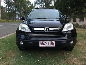 09 Honda CR-V Auto Rego and RWC Eight Mile Plains Brisbane South West Preview