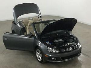 2012 Volkswagen Eos Comfortline 2.0T Cuir Creme* Automatique