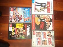 Comedy set of dvds Hurlstone Park Canterbury Area Preview