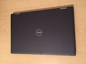 As new Dell touch screen 2-1 intel core i7