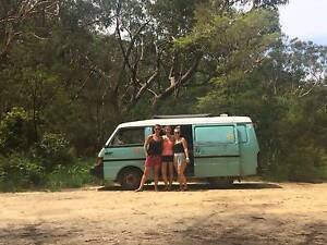 3 seat/sleeps 1991 Ford Econovan Max with Solar panel Newtown Inner Sydney Preview