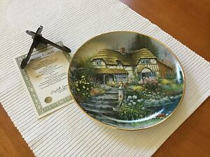 Franklin Mint Limited Edition Collector Plates Buderim Maroochydore Area Preview