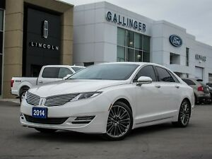 2014 Lincoln MKZ w/MOONROOF AND FOUR NEW TIRES