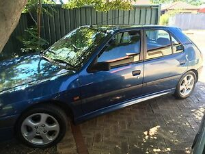 Peugeot 306 XSI Hectorville Campbelltown Area Preview