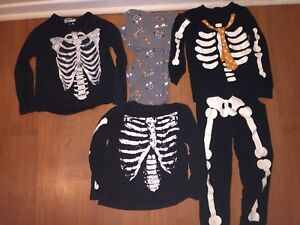 Halloween Clothes size 5