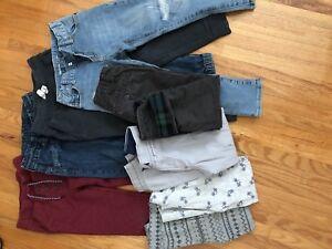 Vêtements garçons - le lot