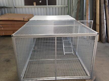 CHICKEN OR RABBIT COOP , CAGE ,E NCLOSURE Lancefield Macedon Ranges Preview