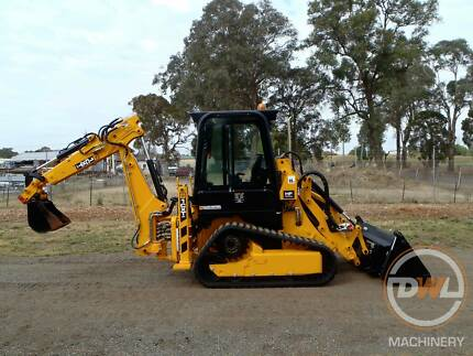 JCB 1CX T HF Backhoe Loader