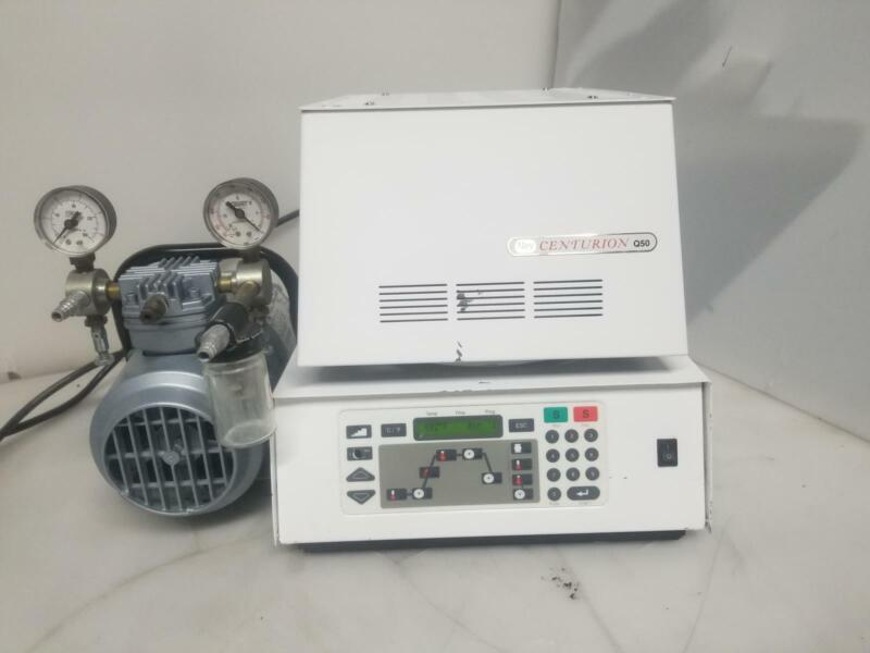 Ney Centurion Q50 Dental Furnace w/ Vacuum Pump