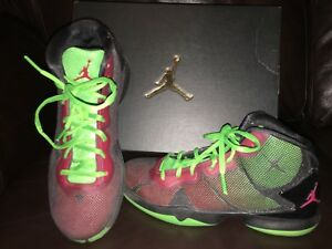 Kids Jordan Superfly 4 Basketball Shoes size 6 EXCELLENT