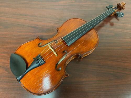 "Quality Hand Made 15"" Viola, Used and Professionally Refurbished, 3668"