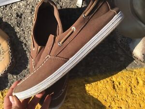 Mens shoes loafers size 9