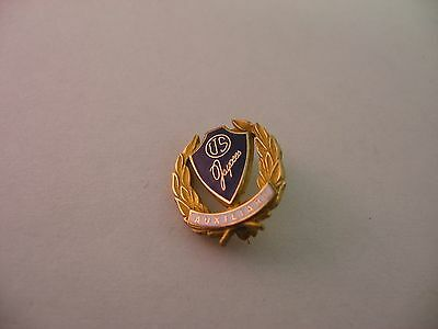 Vintage High Quality US Jaycees Auxiliary Service Pin Award