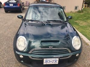 2005 mini it's super charged