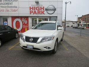 2016 Nissan Pathfinder SL AWD FIRST PAYMENT ON US