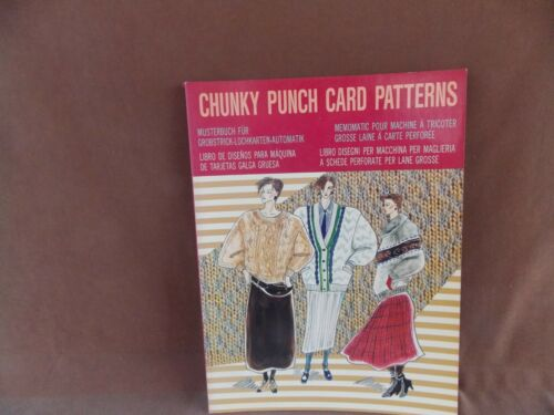Chunky Punch Card Patterns