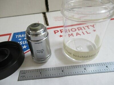 Leitz Npl 16x Objective Hoffman Modulation Contrast Microscope Part 12-a-94