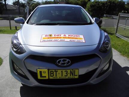 All Day and Night Driving School