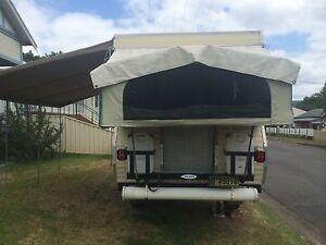 Jayco pop top caravan West Wallsend Lake Macquarie Area Preview