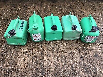 Carplan Jerry Can Fuel Tetracan Unleaded Petrol 5L Garage Workshop Equipment