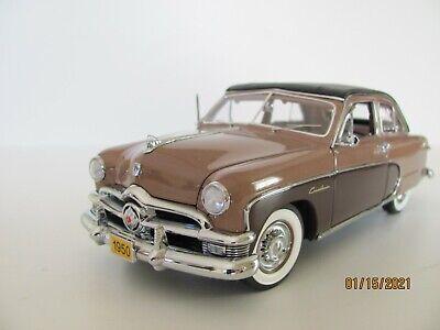 Danbury 1950 Ford Crestliner 1/24 scale