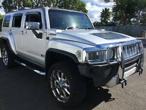 HUMMER H3 7 SEATS ! BAD CREDIT OK ! $0 DEPOSIT ! FROM $120P/W !!! Eagle Farm Brisbane North East Preview