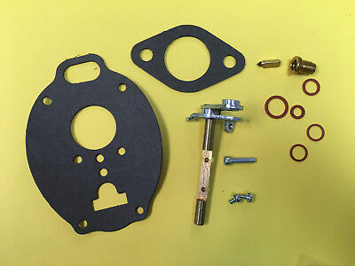 Minneapolis Moline 445 Jet Star 4 Star Carburetor Rebuild Repair Kit Bk75v