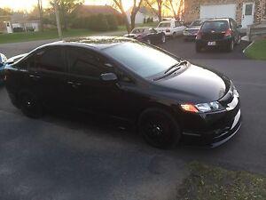 Honda civic lx s