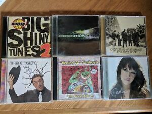 Music CDs (7, Weird Al, Puff Daddy) (Reduced!!)