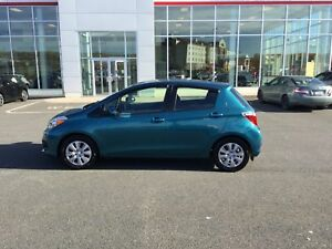 2012 Toyota Yaris LE AUTO;AIR; P/W; C/C; P/LOCKS; TC;