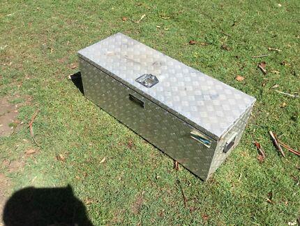 Tool box storage box