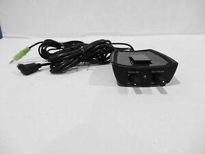 klipsch promedia 2 1 speaker control pod 743878011586 ebay. Black Bedroom Furniture Sets. Home Design Ideas
