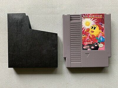 Ms. Pac-Man Namco Version (Nintendo Entertainment System, 1993) - Cart Only