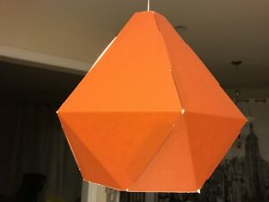 IKEA pendant light cover