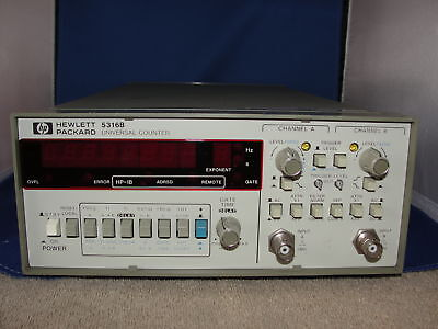 Hp Agilent Universal Counter