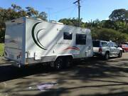 JAYCO EXPANDA OUTBACK Coolum Beach Noosa Area Preview
