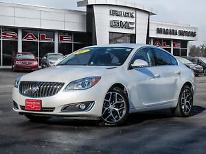 2017 Buick Regal 2.0L Turbo, Rear Vision Camera, Heated Leather