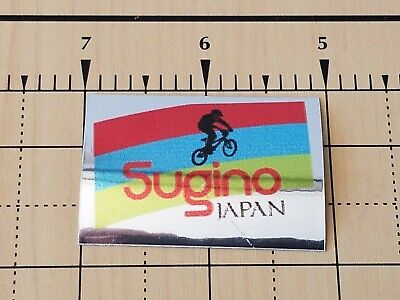 Robinson Racing Old mid school BMX Bicycle Decal Set 1995-96 en chrome