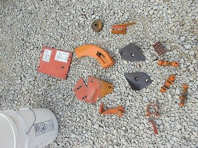 Allis Chalmers G Tractor Ac Box Misc Parts Pieces Battery Box Lid