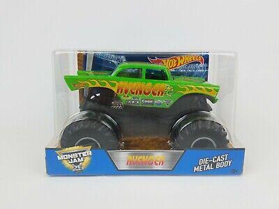 Hot Wheels Monster Jam Avenger Truck 1:24 scale