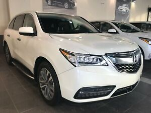 2016 Acura MDX Tech Package, AWD, Remote Start, AWD, 7 Seats
