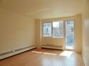 3 ½ - WIFI - Plateau, McGill Univ - TOUT INCLUS/All-included
