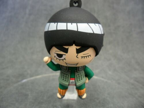 Naruto NEW * Might Guy Clip * Series 3 Blind Bag Figural Keychain Key Monogram