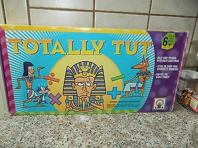 TOTALLY TUT Discovery Toys EDUCATIONAL MATH Board Game* Ages 6+ COMPLETE