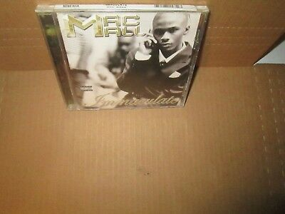 Mac Mall   Immaculate Rare Gangsta Rap Cd Sesed Out Records 16 Songs 2001 New